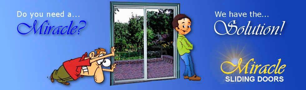 sliding door repairs service